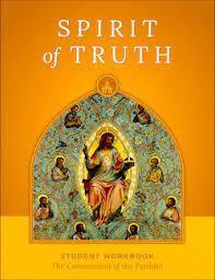 8th Grade Religion Book