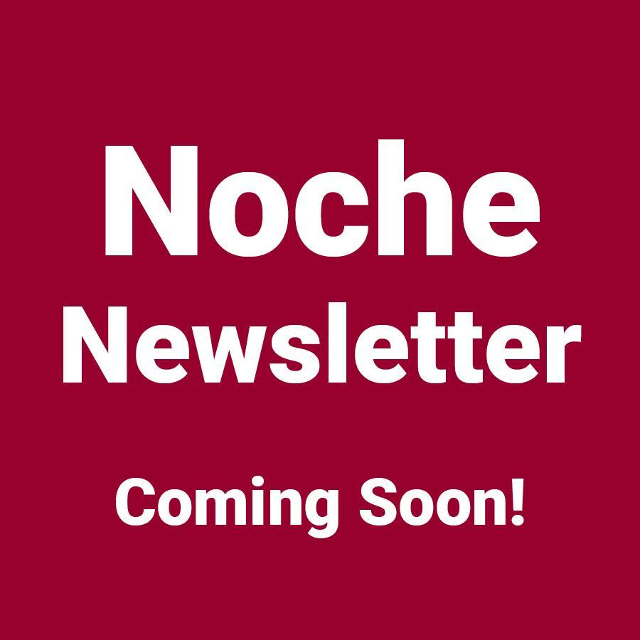 Noche Newsletter - Coming Soon button