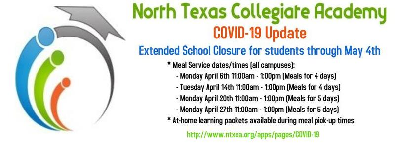 COVID-19 School Update 3-31-2020 Featured Photo