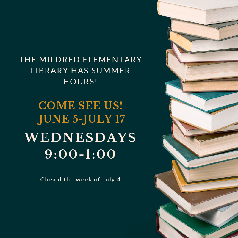 MES Summer Hours