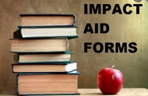 IMPACT AID FORMS ARE HERE!! Featured Photo