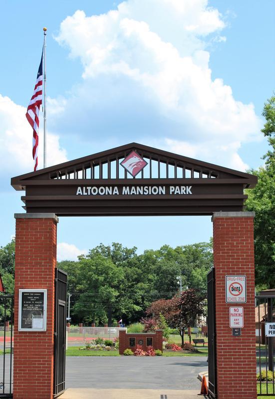Mansion Park Stadium Gate