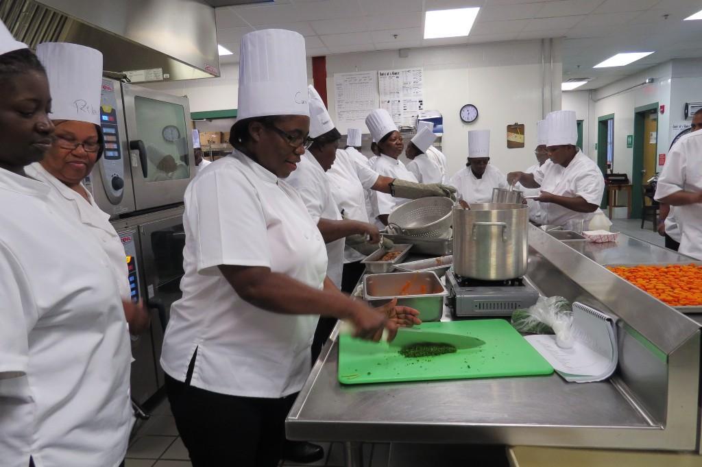 Culinary Training 2016-17