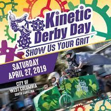 Kinetic Derby Day