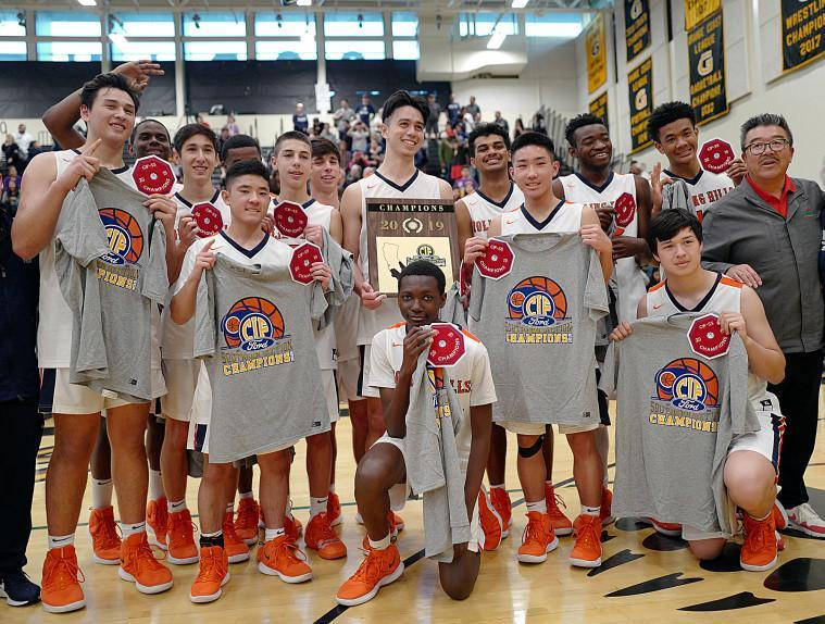 Varsity Boys' Basketball Takes Third Consecutive CIF Southern Section Title! Featured Photo
