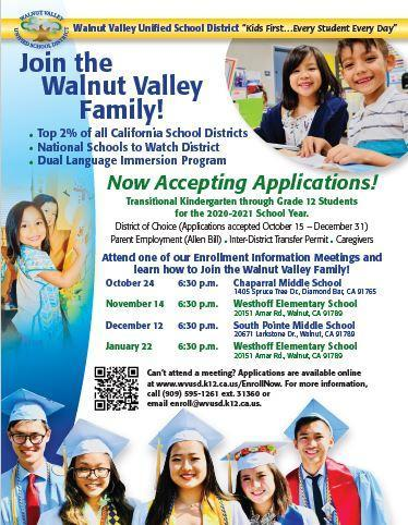 Join the Walnut Valley Family Featured Photo