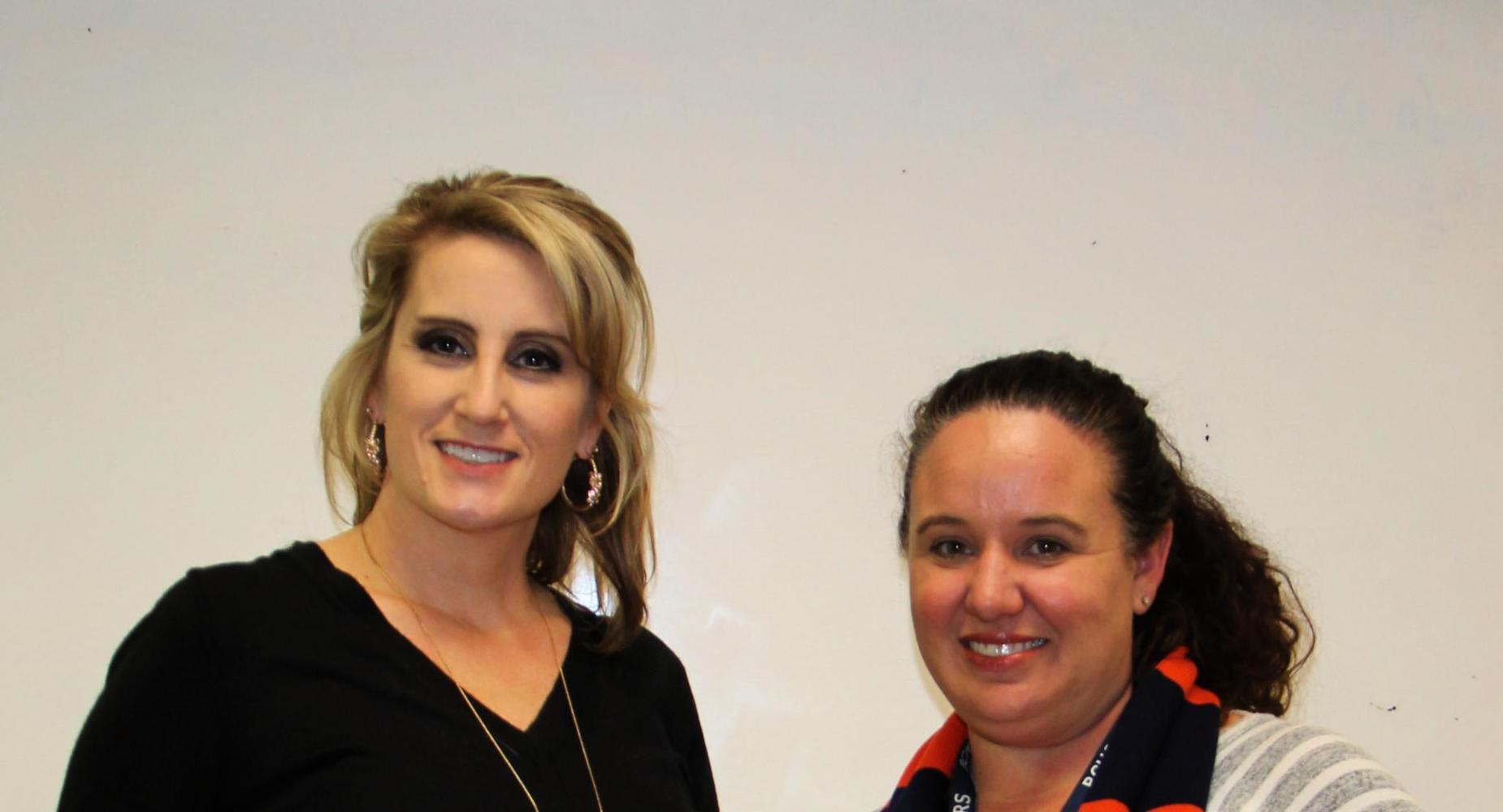 PBIS - Outstanding Teachers - 2nd Nine Weeks