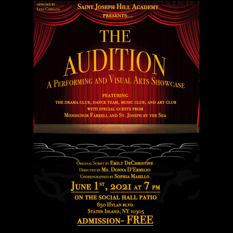 The Audition: A Performing and Visual Arts Showcase Featured Photo