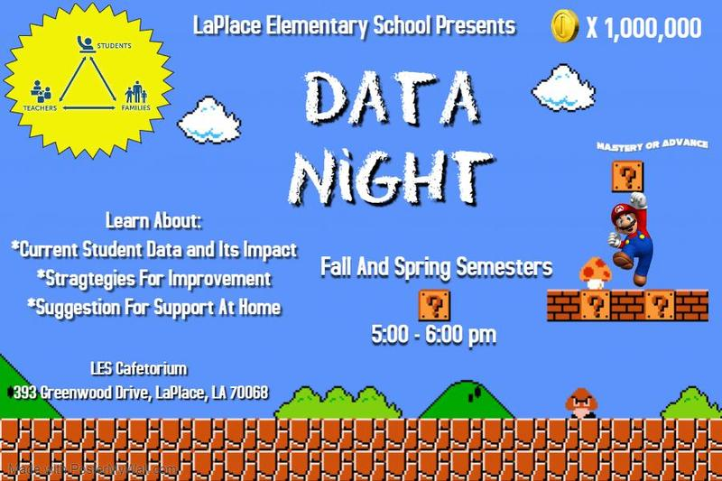 Parent Data Night Aug. 22 From 5:00 - 6:00 pm Thumbnail Image
