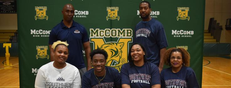 National Football Signing Day 2021