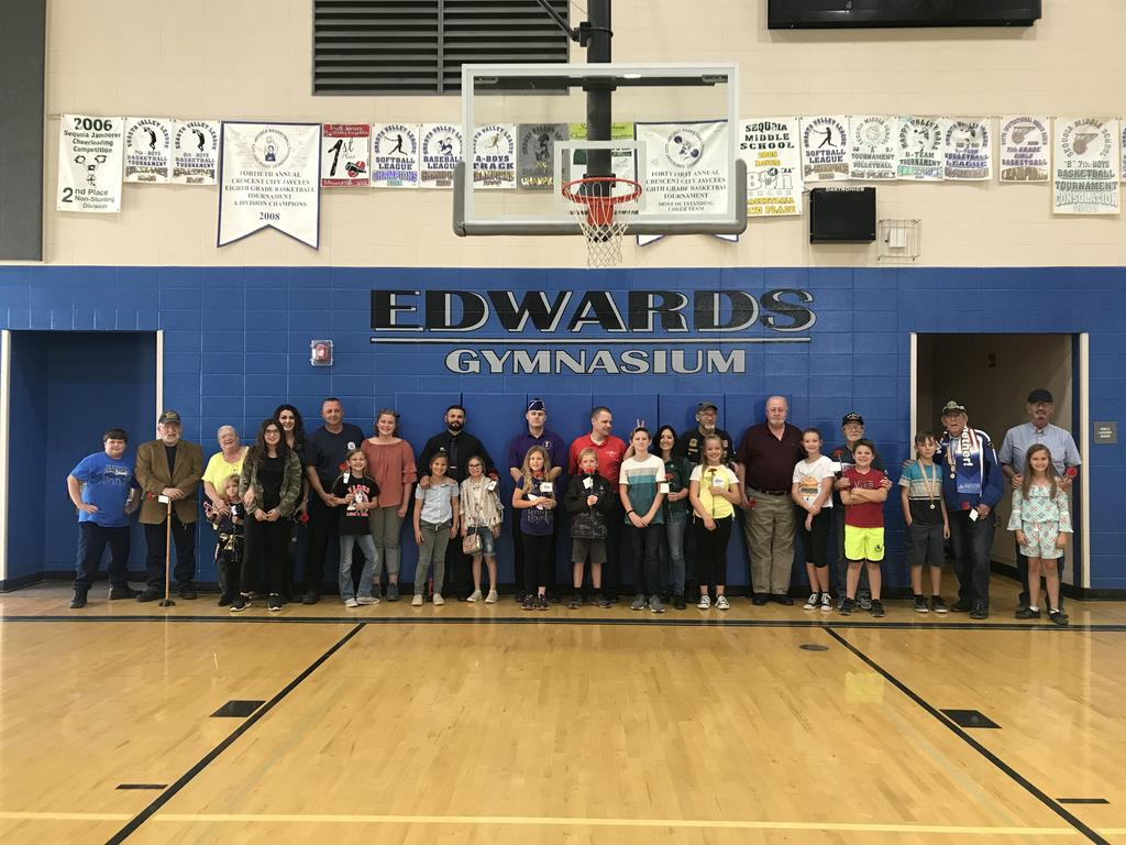 Pacheco Veterans Day Assembly