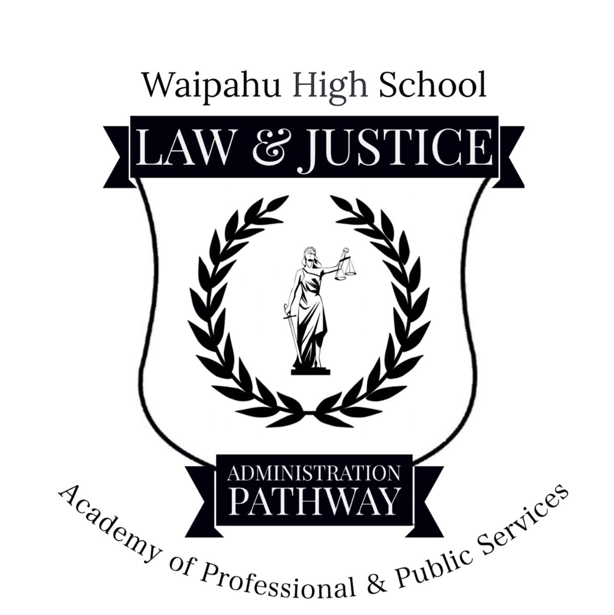 Law & Justice Logo