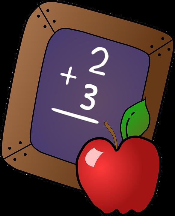 chalkboard/apple