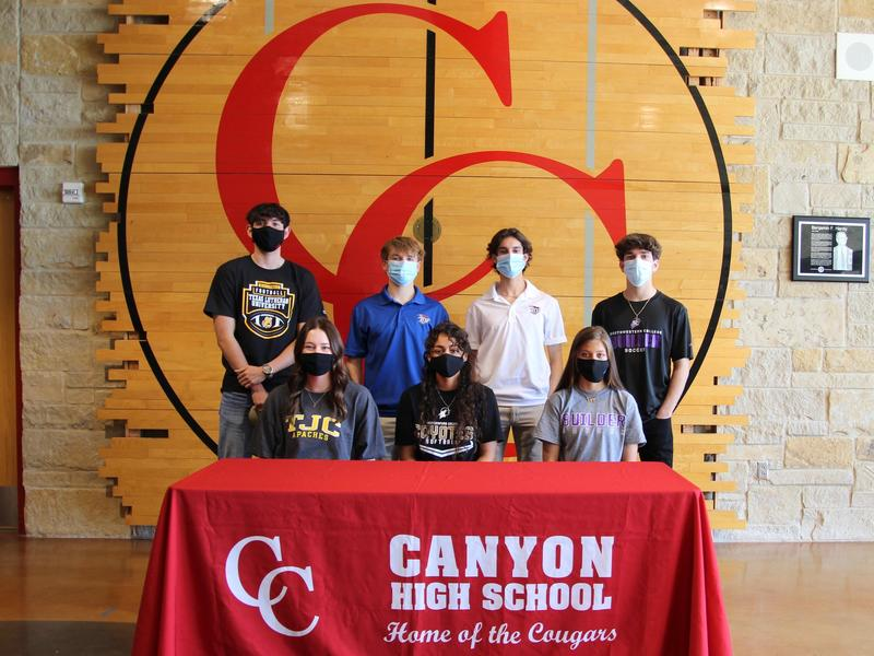 CHS athletes signing day Feb. 3