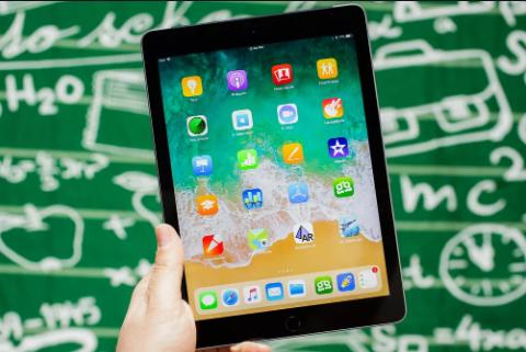 iPad pickup