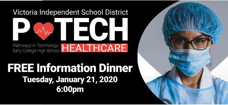 P-Tech Information Dinner Thumbnail Image