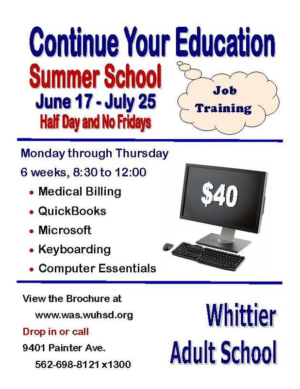 Join Us For Summer School~Starting June 17th! Featured Photo