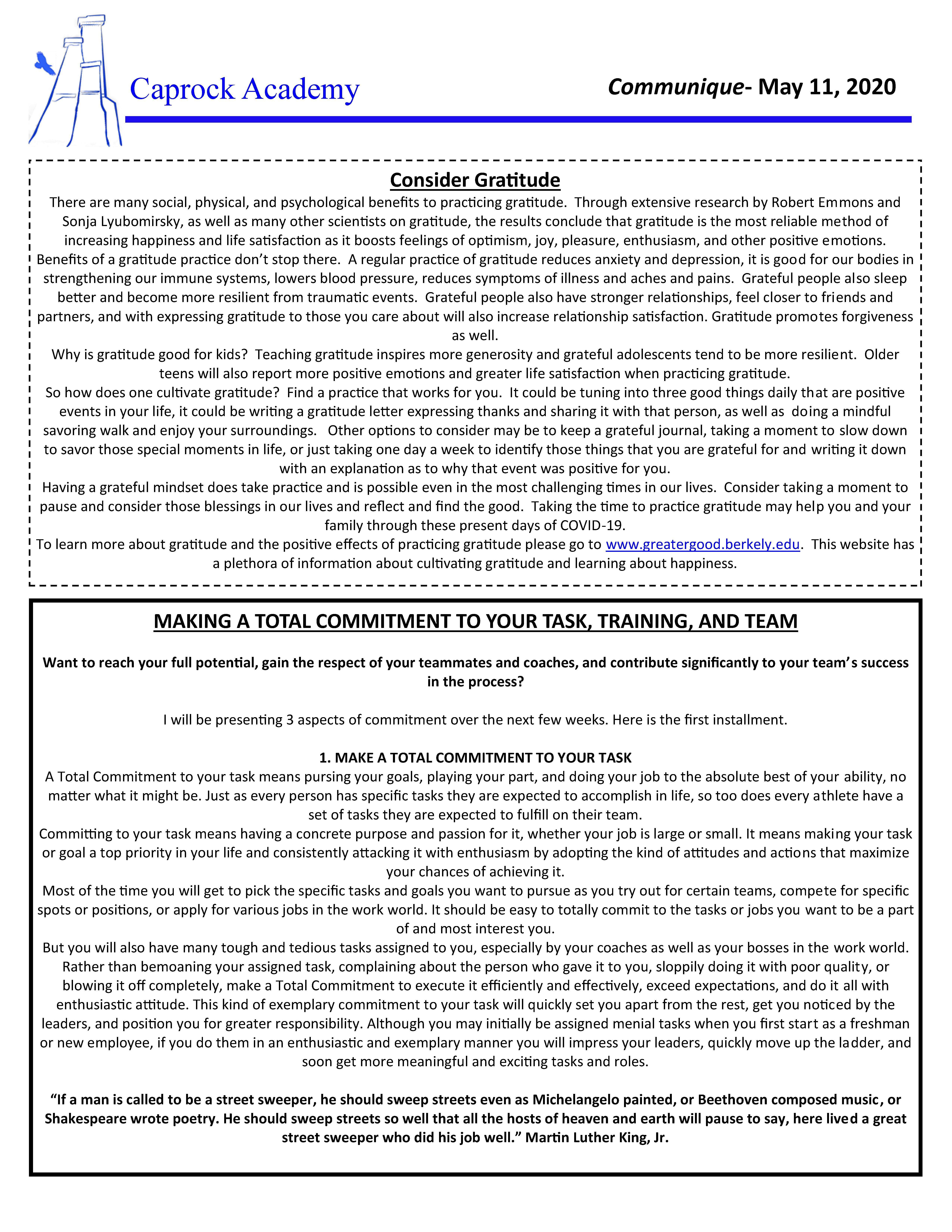 5-11-20 Communique pg 2 of 5