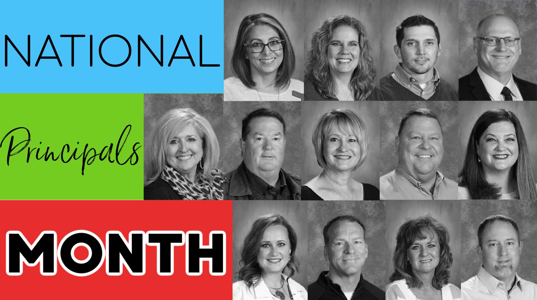 principal appreciation month