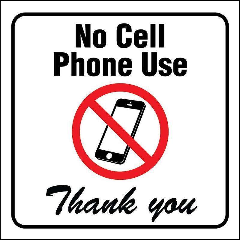 Cell Phone Policy Featured Photo