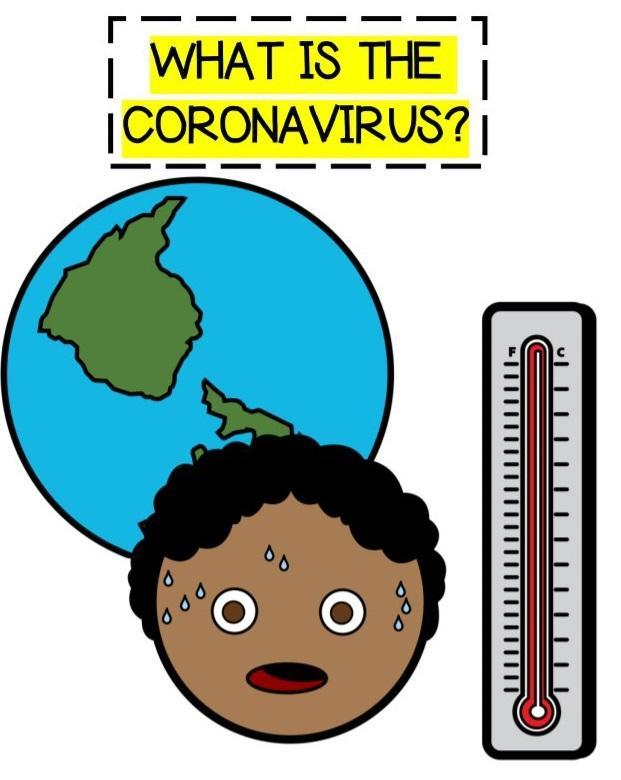what is coronavirus illustration