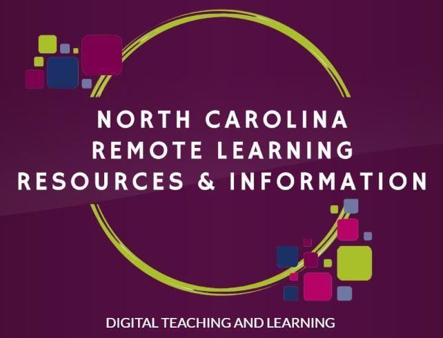 Remote Learning Resources NCDPI