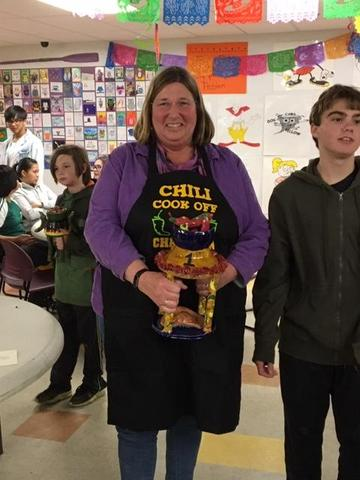 The Winner - 2019 Chili Fest Cook-Off Featured Photo