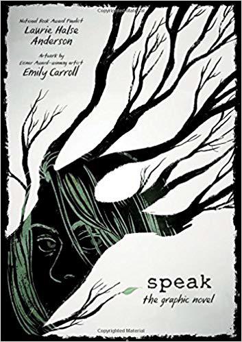 Book cover for Speak