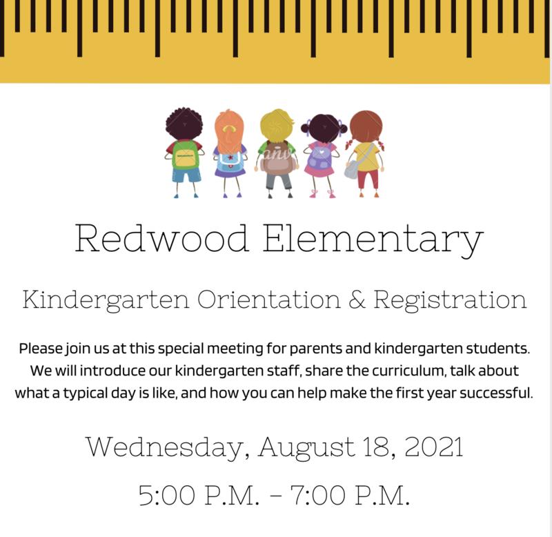 Kindergarten Orientation & Registration Thumbnail Image