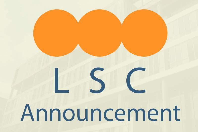 Image Icon LSC Announcement