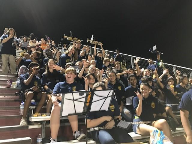 Football Pep Band