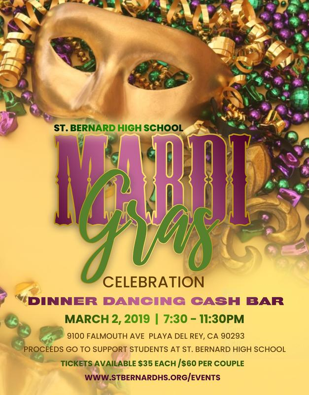 Mardi Gras Tickets on Sale Now! Featured Photo