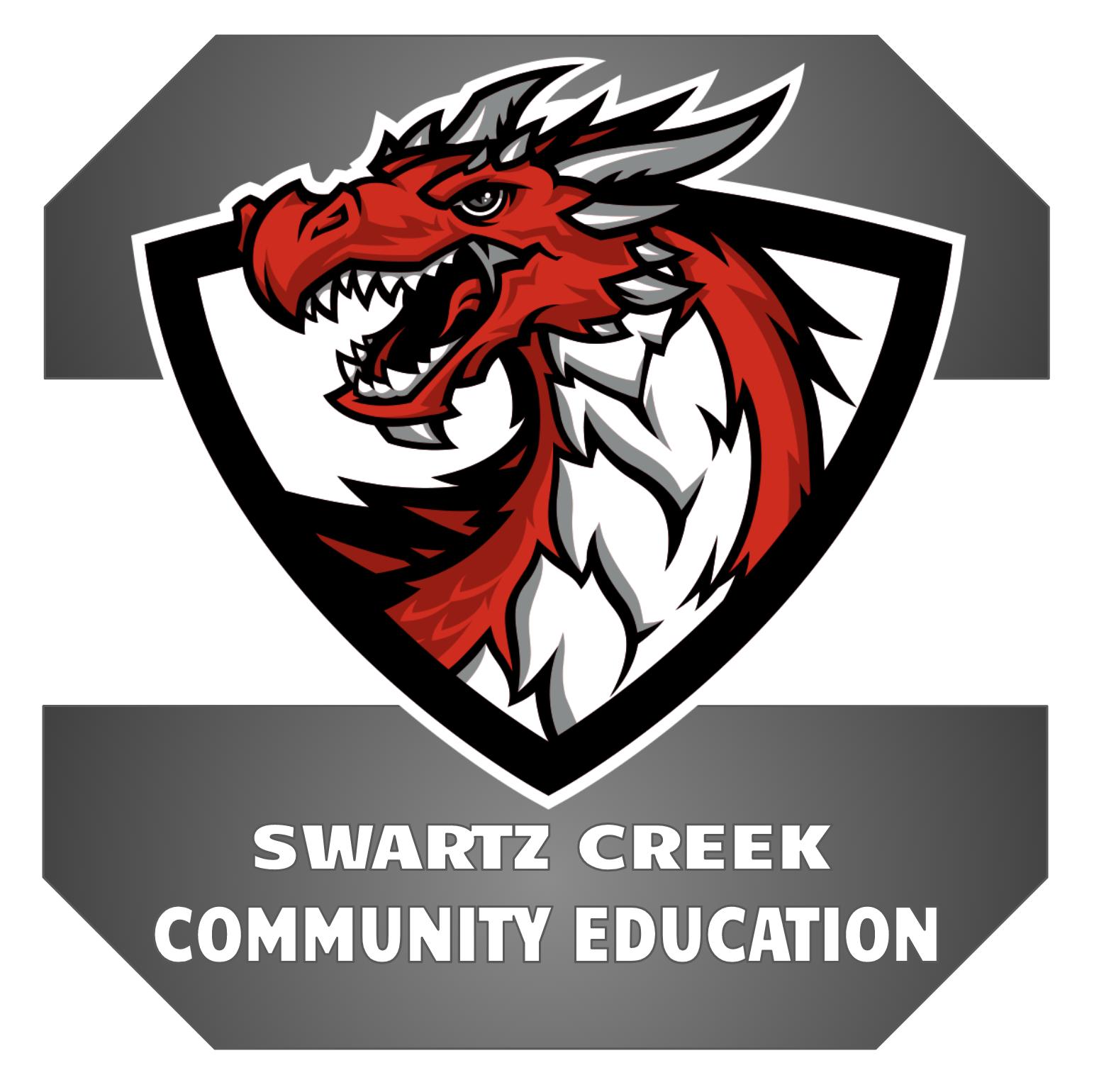 Swartz Creek Community Education Logo