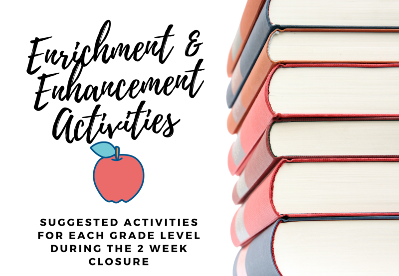 Enrichment & Enhancement Activities for Students Thumbnail Image
