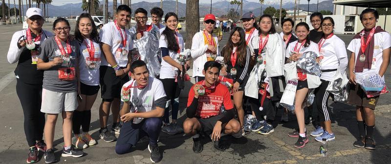 Kennedy SRLA Runs Holiday Half-Marathon (13.1 miles) Featured Photo
