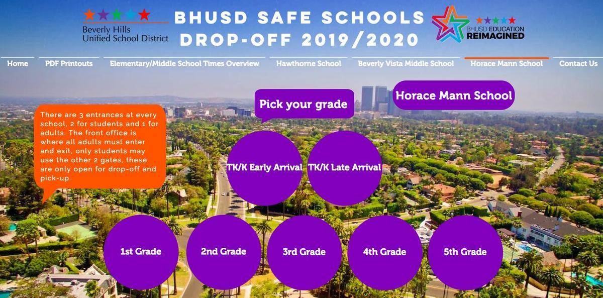Safe School Site HM
