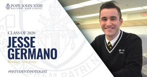 Jesse Germano PJ Student Spotlight