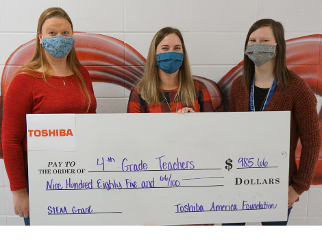 Teachers with Check