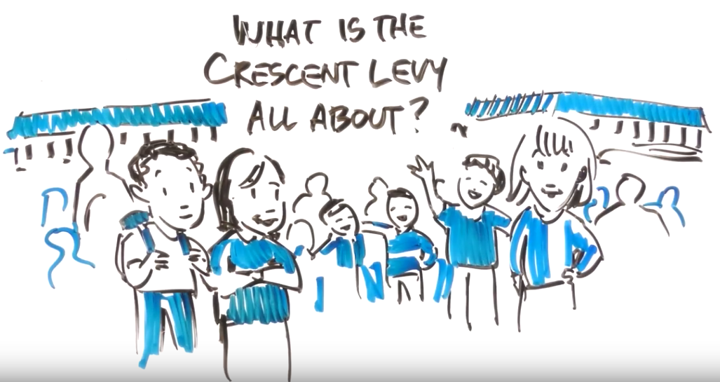 What is the Levy about?