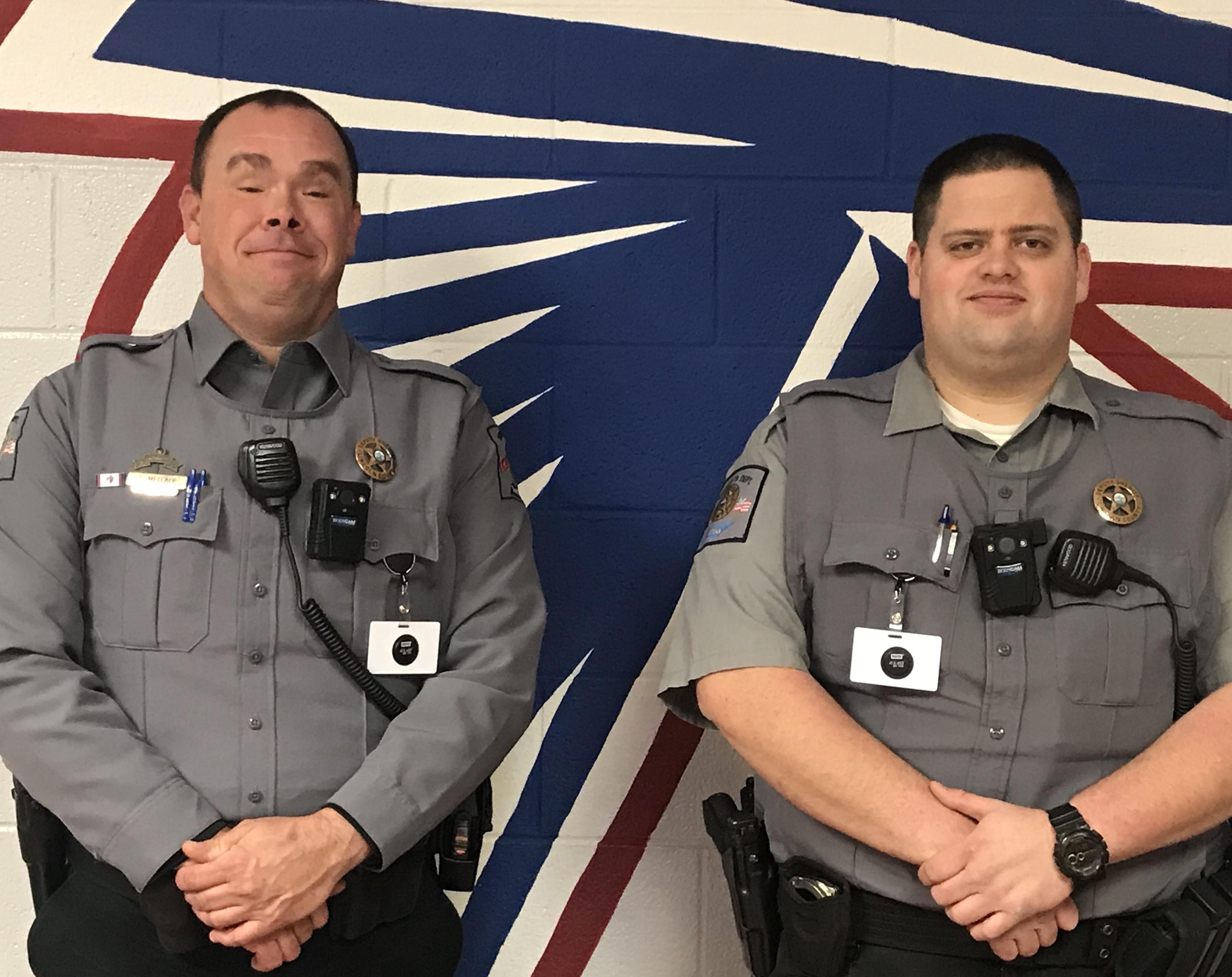 Officer Appreciation