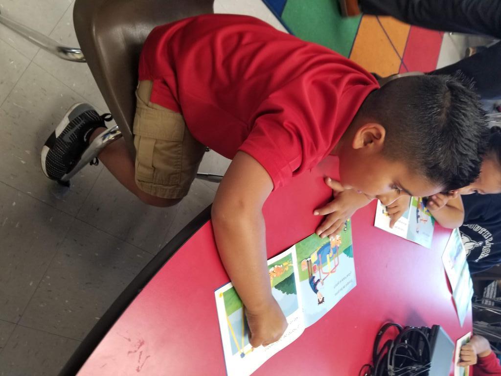 Leyendo en español