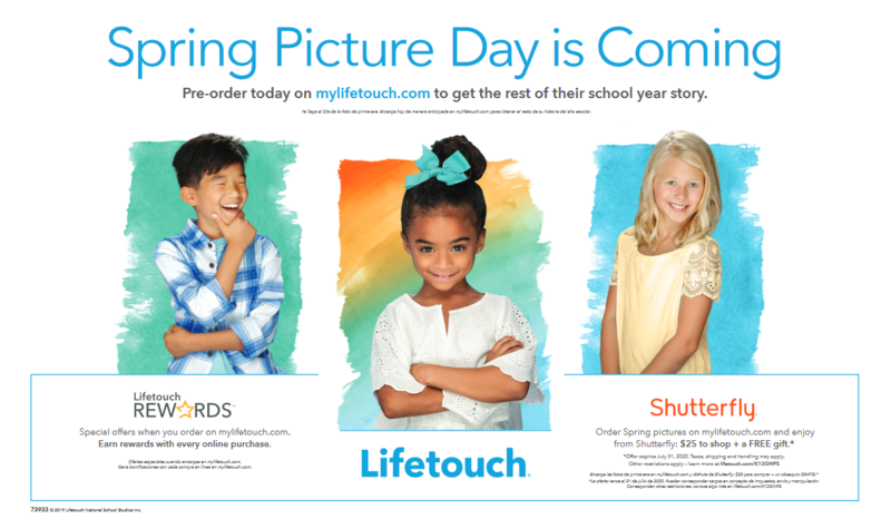 Spring Class Picture Day - March 2nd Featured Photo