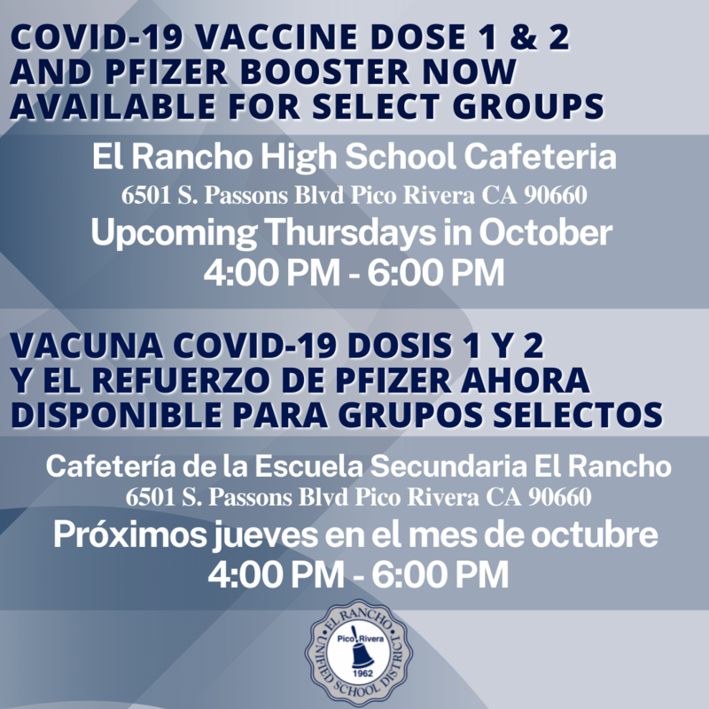 Vaccine & Booster Post