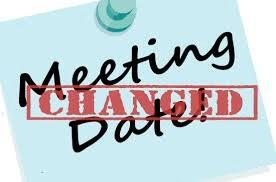 Board of Education Meeting Date Change Featured Photo