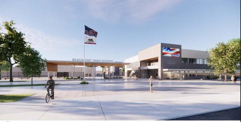 Beaumont High School:  Expansion