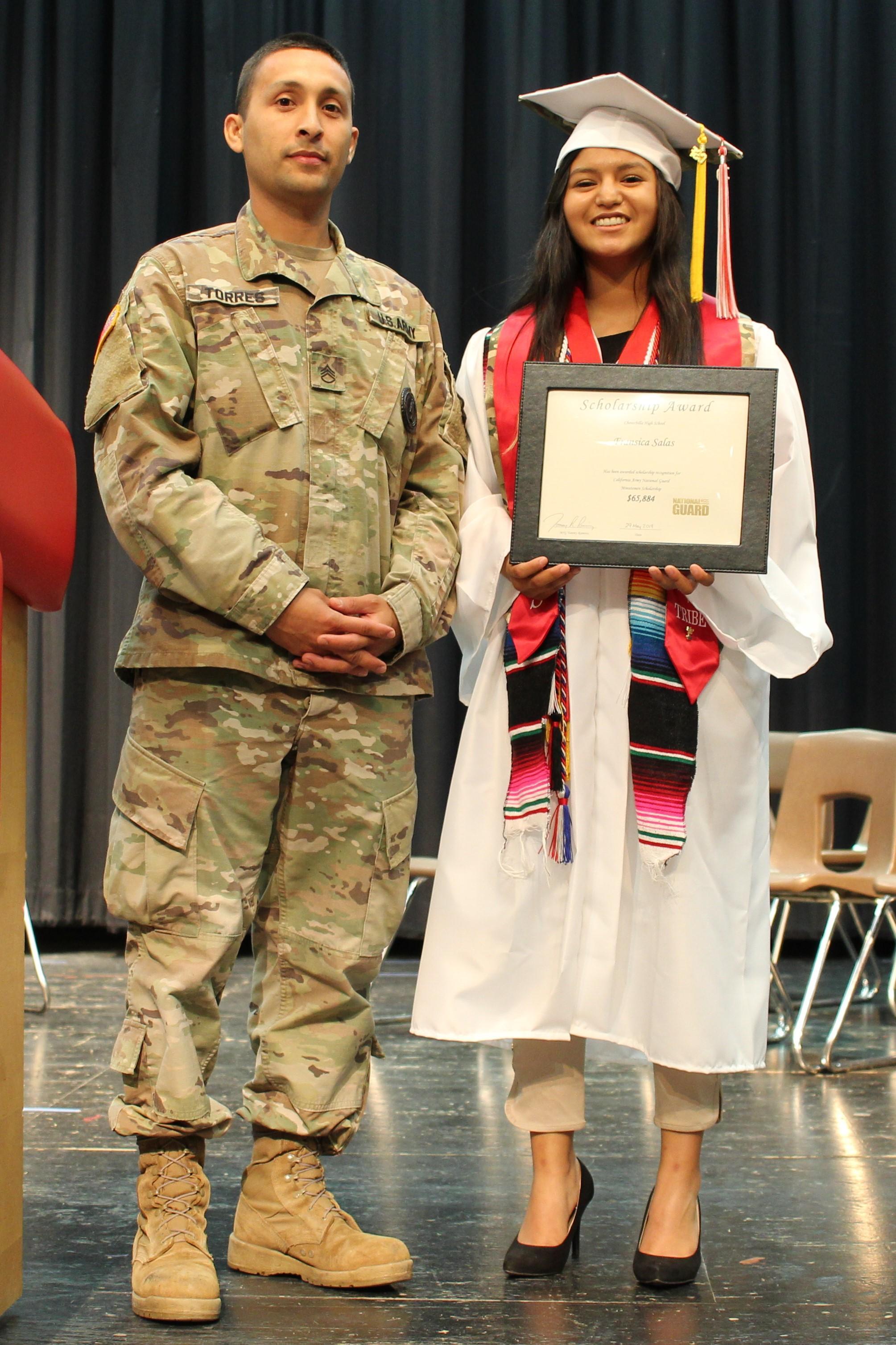 Staff Sergeant Torres, Francisca Salas