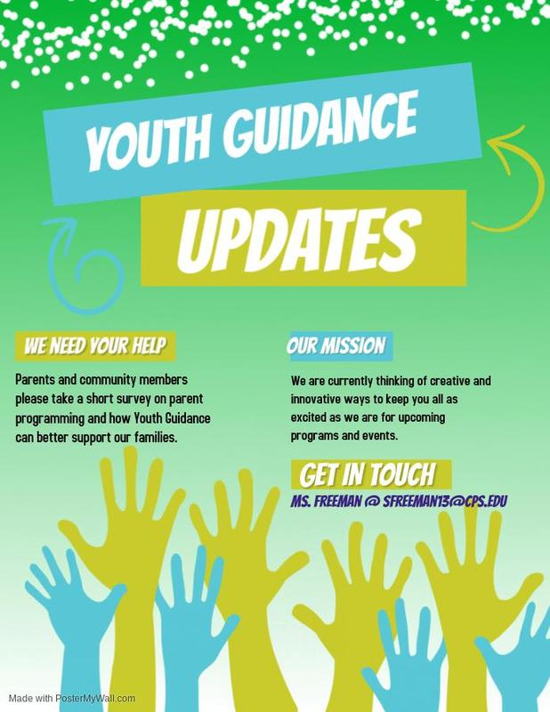 Youth Guidance Updates Featured Photo