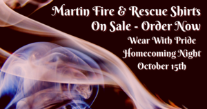 Fire Rescue Shirts on Sale Oct 5 2021