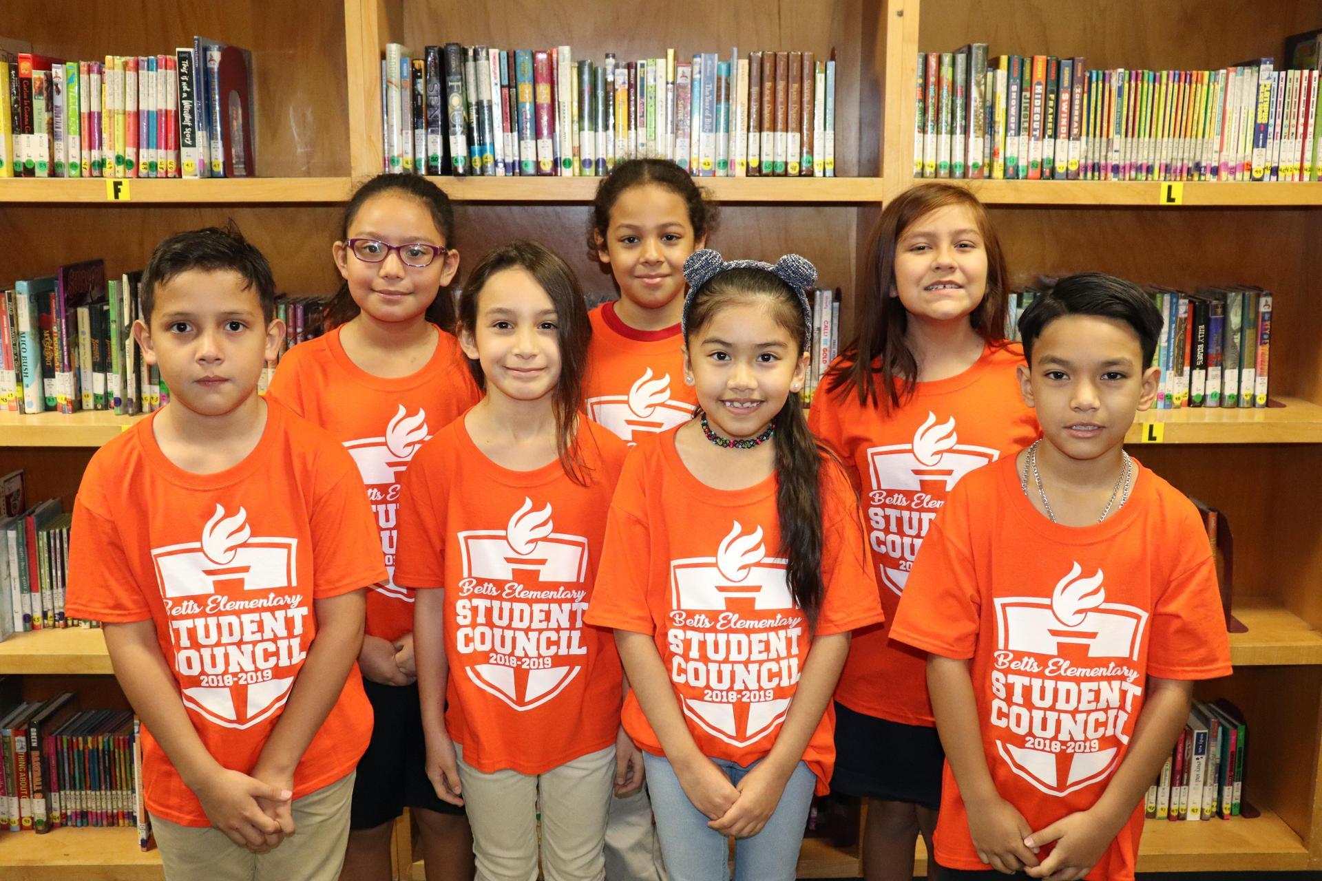 Image of 3rd grade Representatives