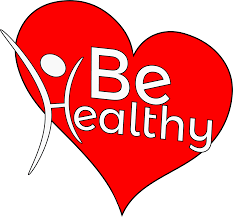Be Healthy Sticker